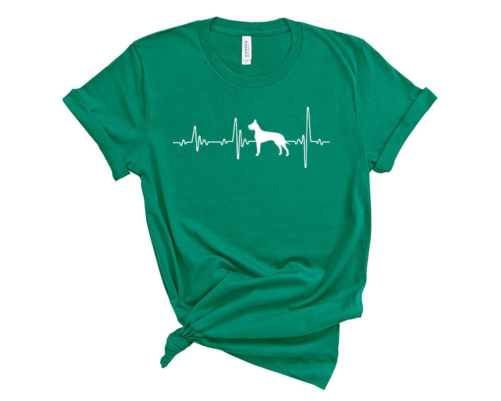 Kelly Great Dane Shirt