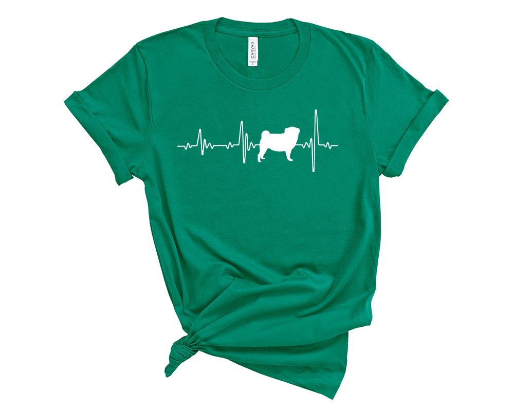 Kelly Pug Shirt