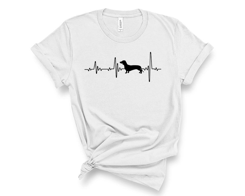 Silver Dachshund Shirt