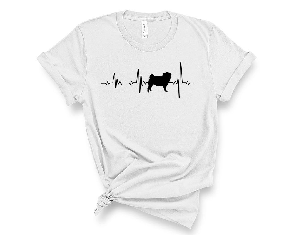 Silver Pug Shirt