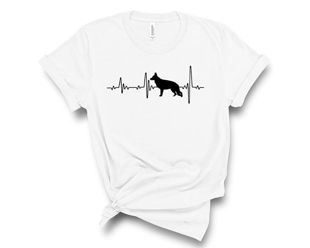 White German Shepherd Shirt
