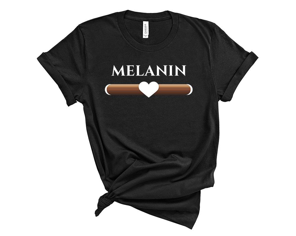 black Melanin Shirt