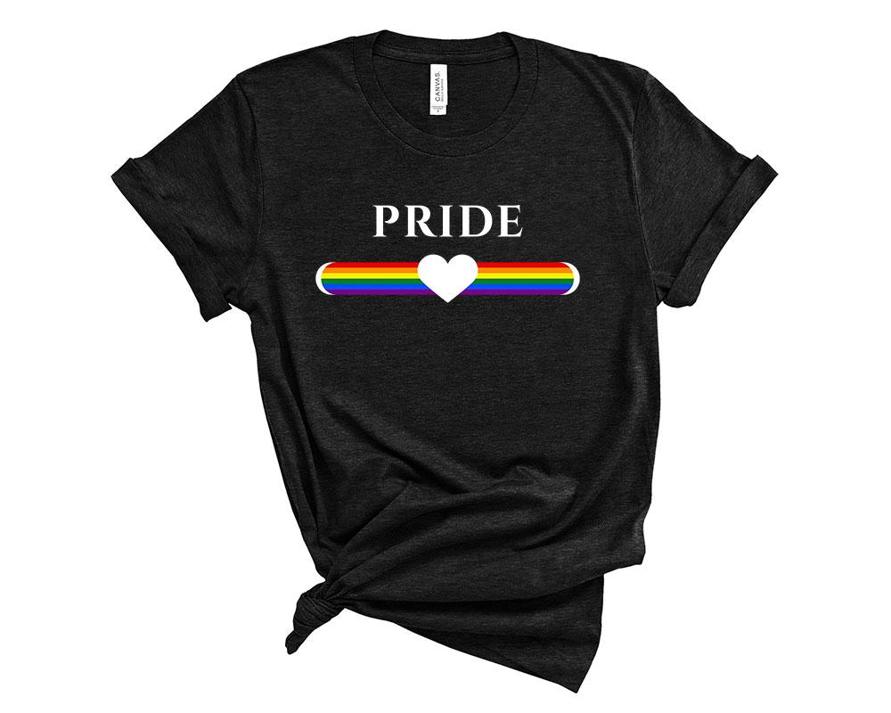 heather black LGBT Pride