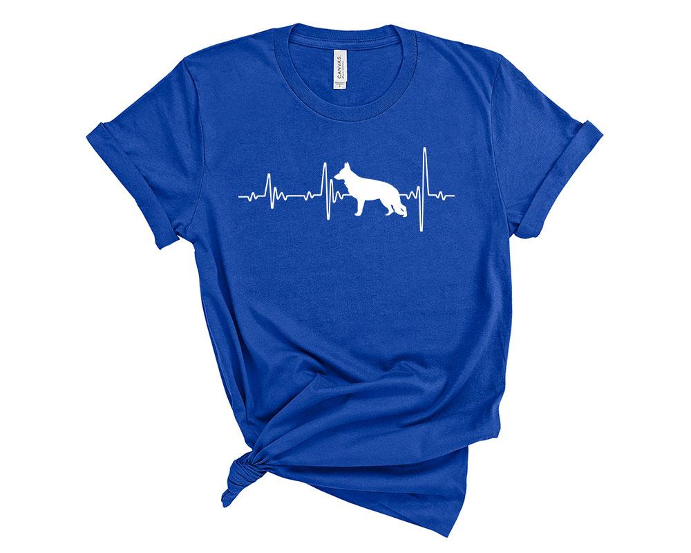 true Royal German Shepherd Shirt