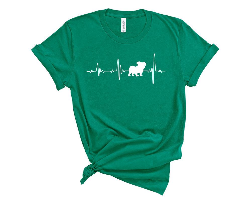 Kelly Bulldog Shirt
