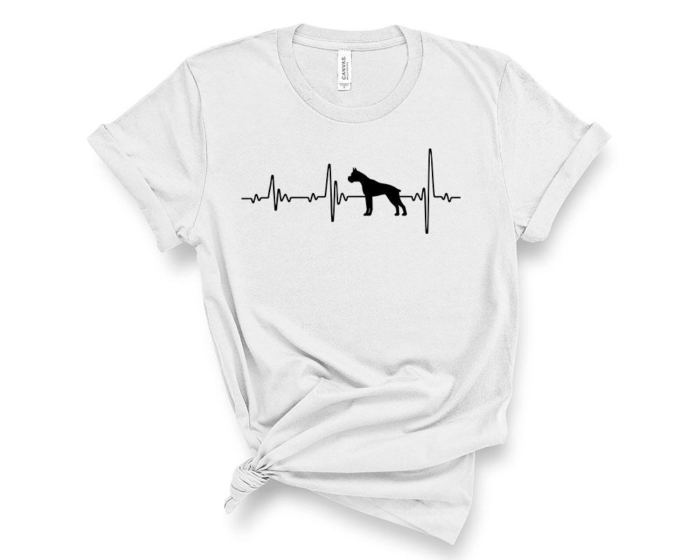 Silver Boxer Shirt