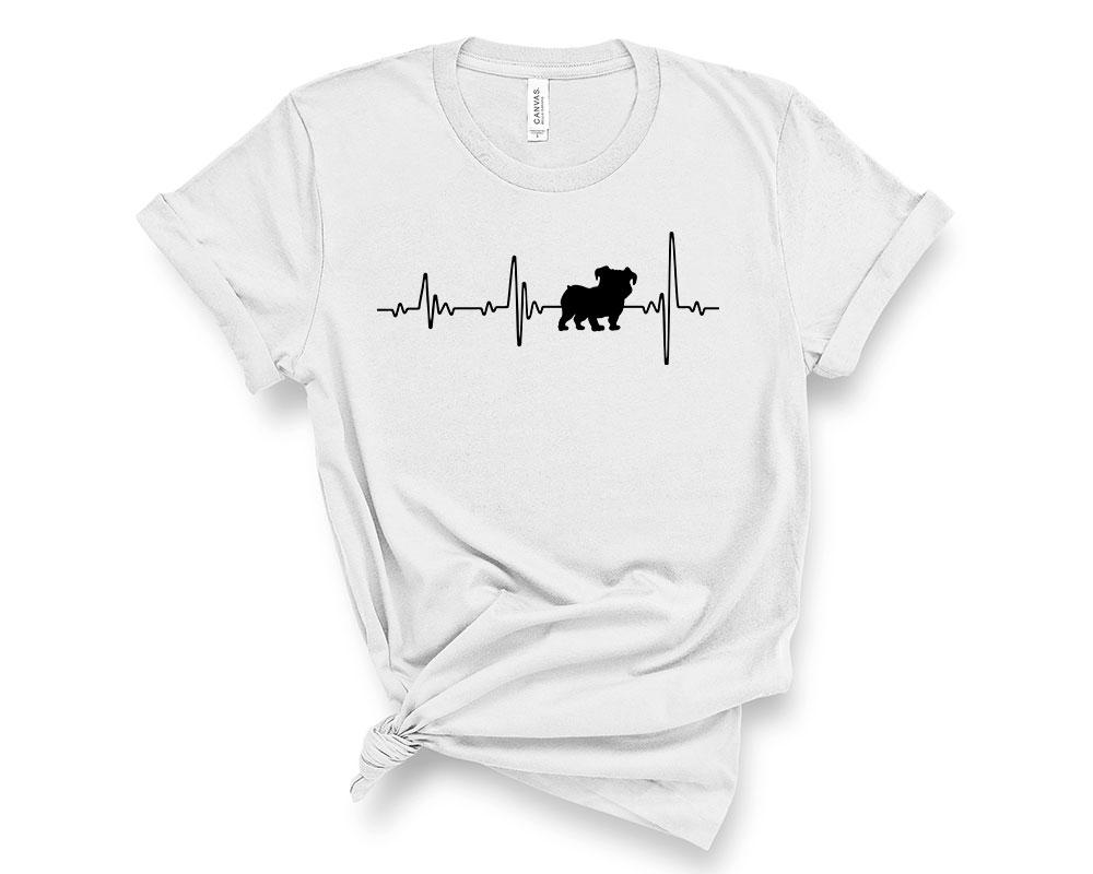 Silver Bulldog Shirt