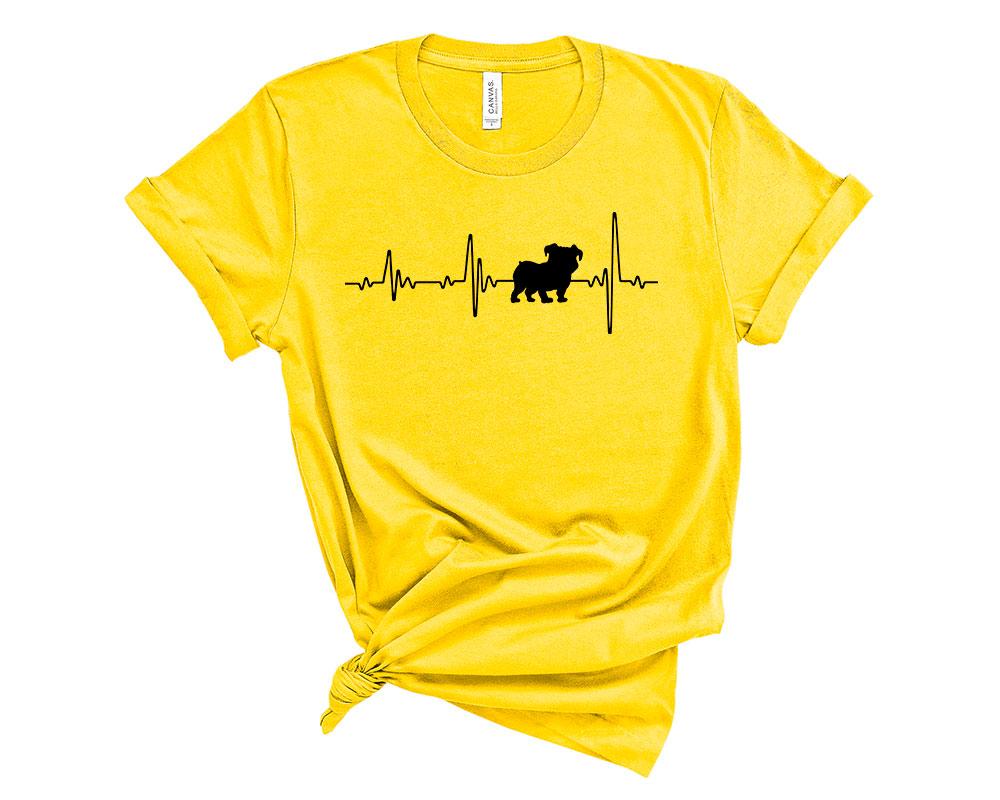Yellow Bulldog Shirt